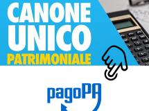 CANONE UNICO PATRIMONIALE -PAGO PA