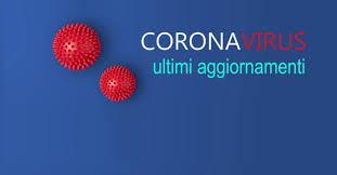 CORONAVIRUS - AGGIORNAMENTI -