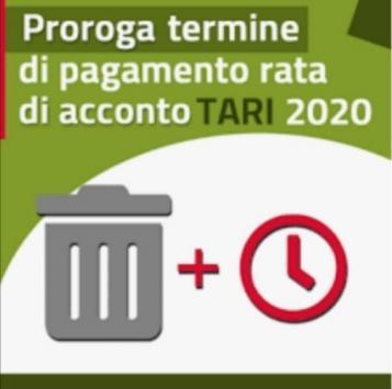 TARI - TASSA RIFIUTI 2020